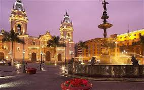 Lima-Plaza Mayor