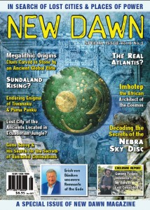 New Dawn Cover